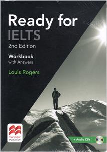 ready for ielts 2nd edition zeszyt ćwiczeń  audio cd z kluczem - ISBN: 9781786328618