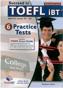 succeed in toefl 6 practice tests self study edition - ISBN: 9781904663980