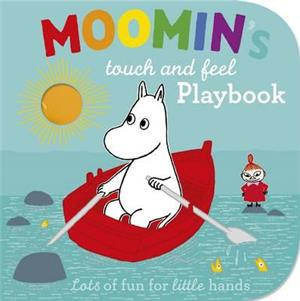 moomins touch and feel playbook - ISBNx: 9780141352633