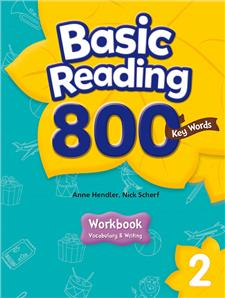 Basic Reading 800 Key Words 2