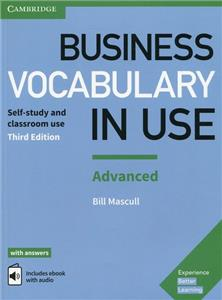 business vocabulary in use advanced 3ed - ISBN: 9781316628225