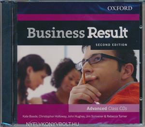 business result 2nd edition advanced class audio cd 2 - ISBNx: 9780194739146