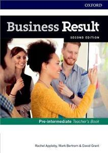 business result 2nd edition pre-intermediate teachers book and dvd - ISBNx: 9780194738811