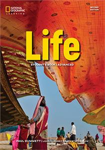 life 2nd edition c1 advanced students book  app code - ISBN: 9781337286336