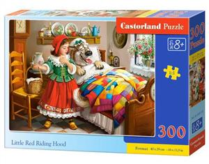 puzzle 300 b-030118 little red riding hood - ISBN: 5904438030118