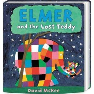 elmer and the lost teddy - ISBN: 9781783445837