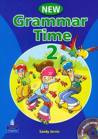 new grammar time 2 students book with multi-rom - ISBNx: 9781405866989