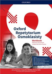 oxford repetytorium ósmoklasisty workbook with online practice - ISBN: 9780194404877