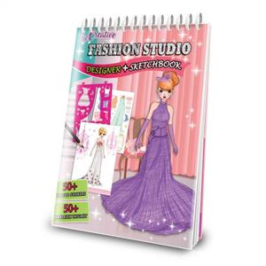 malowanka fashion suknie ślubne md818 - ISBN: 5907222275818