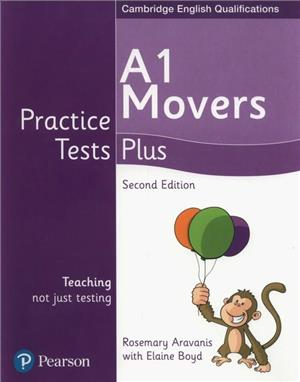 a1 movers practice tests plus - ISBN: 9781292240244