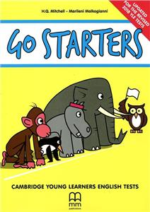 go starters revised ed 2018 students book incl cd-rom - ISBNx: 9786180519341