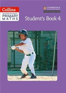collins international primary maths students book 4 - ISBN: 9780008159948