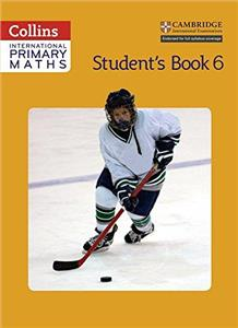 collins international primary maths students book 6 - ISBN: 9780008160043