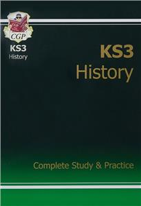ks3 history complete study and practice - ISBN: 9781841463919