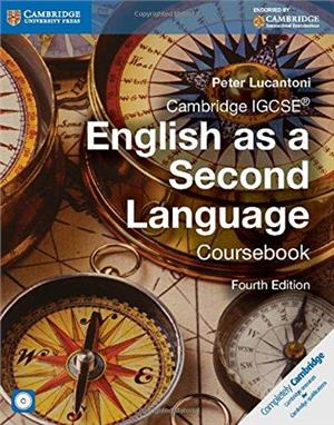cambridge igcse 4e english as a second language coursebook with audio cd - ISBN: 9781107669628