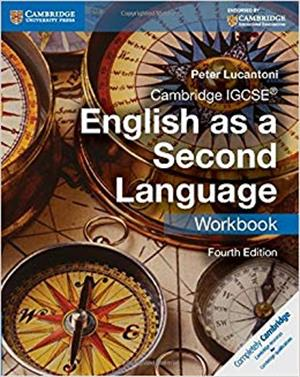 cambridge igcse 4e english as a second language workbook - ISBN: 9781107672024