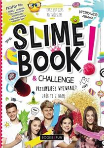 slime book and challenge - ISBN: 9788395056796