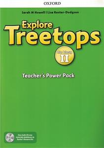 explore treetops dla klasy ii teachers power pack pl - ISBN: 9780194617222