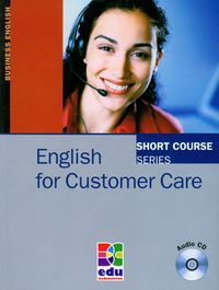 english for customer care students book with cd - ISBNx: 9788361059042