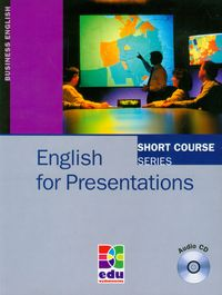 english for presentations students book  cd - ISBN: 9788361059202
