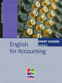 english for accounting students book - ISBNx: 9788361059967