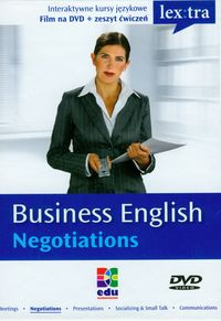 business english negotiations - ISBN: 9788361059615