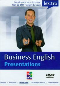 business english presentations audio kurs zeszyt ćwiczeń  dvd - ISBN: 9788361059691