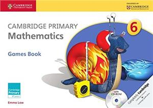 cambridge primary mathematics games book - ISBN: 9781107667815