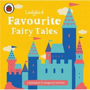 ladybird favourite fairy tales audiobook - ISBN: 9780241335055