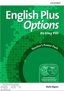 english plus options dla klasy viii teachers power pack - ISBN: 9780194747493