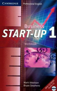 business start-up 1 wb with cd-rom audio cd - ISBN: 9780521672078