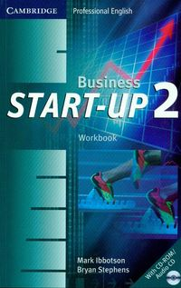 business start-up 2 wb with cd-rom audio cd - ISBN: 9780521672085