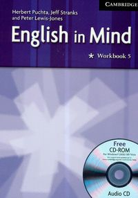 english in mind 5 workbook with audio cd cd-rom - ISBN: 9780521708975