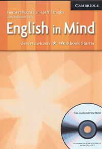 english in mind starter workbook with audio cd cd-rom - ISBN: 9780521547192