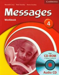 messages 4 workbook with audio cd cd-rom - ISBN: 9780521614405
