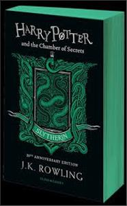 harry potter and the chamber of secrets - slytherin edition - ISBN: 9781408898123