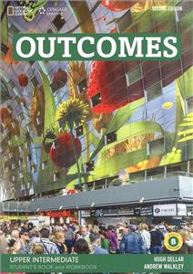 outcomes upper intermediate second edition students book and workbook combo b with class dvd and au - ISBNx: 9781337561136