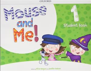 mouse and me 1 student book with student website pack - ISBN: 9780194822657