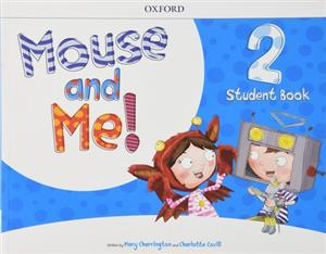 mouse and me 2 student book with student website pack - ISBN: 9780194822688
