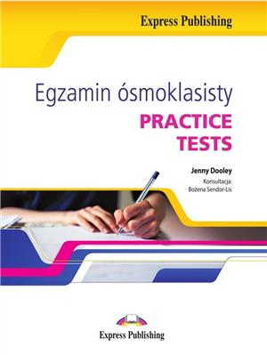 egzamin ósmoklasisty practice tests z płytą audio cd - ISBN: 9781471578922