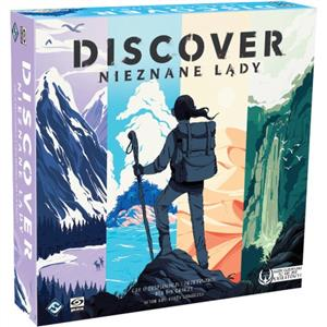 discover nieznane lądy - ISBN: 5902259204886