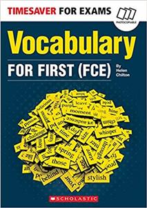 timesaver for exams vocabulary for first fce - ISBN: 9781407186993