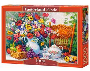 puzzle 1000 time for tea - ISBN: 5904438103836