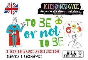 kieszonkowce angielskie to be or not to be 9 - ISBN: 5907608646409