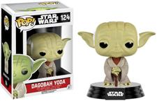POP! Bobble: Star Wars: Dagobah Yoda