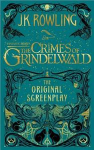 fantastic beasts the crimes of grindelwald - the original screenplay - ISBN: 9781408711705