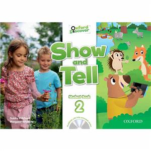 oxford show and tell 2 student book - ISBNx: 9780194779135