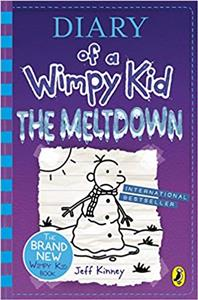 diary of a wimpy kid the meltdown book 13 - ISBNx: 9780241321980