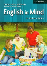 english in mind 4 students book int - ISBN: 9780521682695