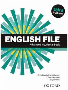 English File Third Edition Advanced Student's Book